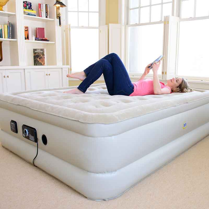 Decoration Ideas for Your Room and Inflatable Mattress