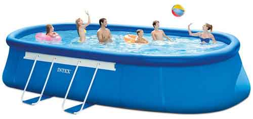Intex Swimming Pool Review